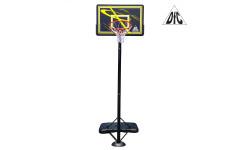 Баскетбольная мобильная стойка DFC STAND44HD1 112x72см HDPE