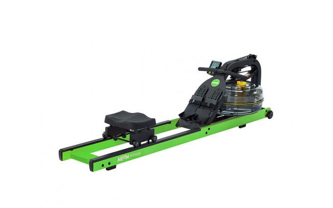 Гребной тренажер Neon Plus - зеленый