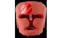 Боксерский шлем UFC PRO Tonal красный, размер L