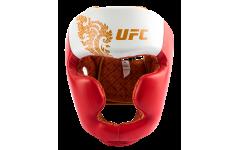 Шлем для бокса UFC Premium True Thai, цвет красный, размер L