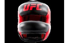 UFC Шлем с бампером черный - XL