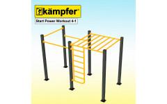 Воркаут площадка Kampfer Start Power Workout 4-1