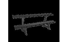 Стойка для гантелей (10 пар) SVENSSON INDUSTRIAL E3077 Matte Black
