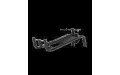 Т-образная тяга BRONZE GYM H-031 (черный)
