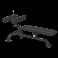 Регулируемая скамья для пресса BRONZE GYM BR-1005
