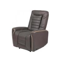 Массажное кресло-реклайнер EGO Recline Chair 3001 Серый