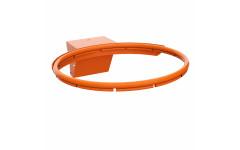 Кольцо баскетбольное № 7 амортизационное (120х100)